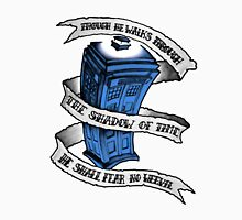 Dr Who Blue Unisex T-Shirt