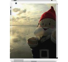 Shining Water Gnome iPad Case/Skin