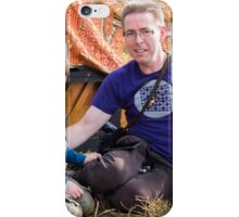 Graeme Farrer with family - Alchemy 2015 iPhone Case/Skin