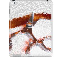 Shear Red-2 iPad Case/Skin