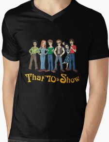 That '70s Show T-shirt Mens V-Neck T-Shirt