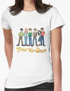That '70s Show T-shirt Womens Fitted T-Shirt