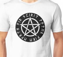 Wiccan Pentacle Unisex T-Shirt