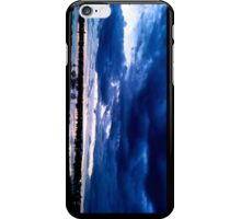 Backpatio at Dusk iPhone Case/Skin