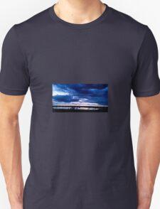 Backpatio at Dusk Unisex T-Shirt