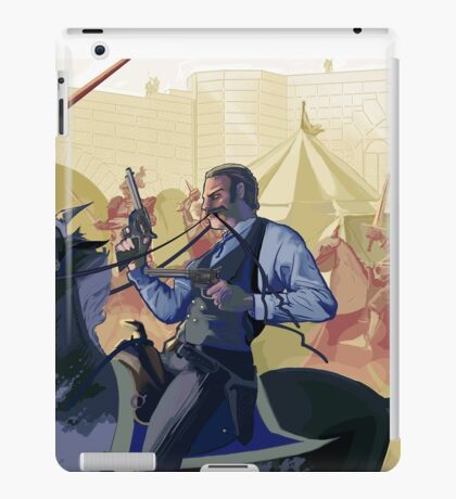 A Connecticut Yankee in King Arthur's Court iPad Case/Skin