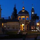 Pall Mall Evening, Bendigo by Justine Armstrong