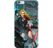Darth Zannah iPhone Case/Skin