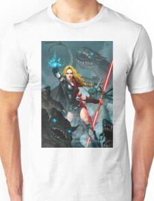 Darth Zannah Unisex T-Shirt