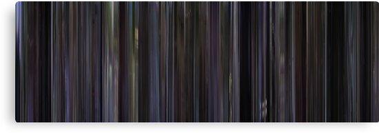 Moviebarcode: Donnie Darko (2001) by moviebarcode