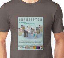 TRANSISTOR Magazine Ad Unisex T-Shirt