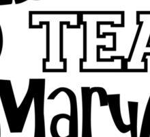 TEAM - Mary Ann v2 Sticker