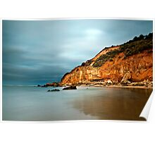 Point Addis - Torquay Victoria Poster