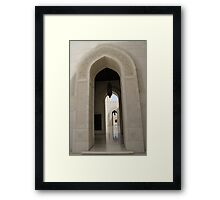 Arches Framed Print