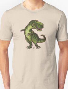 Animal Parade Tyrannosaurus Silhouette Unisex T-Shirt