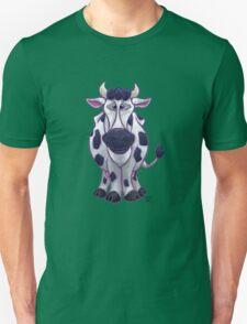 Animal Parade Cow Silhouette Unisex T-Shirt