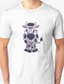 Animal Parade Cow Silhouette Unisex T-Shirt
