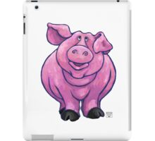 Animal Parade Pig Silhouette iPad Case/Skin