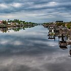 Atlantic Intracoastal Waterway by Joe Jennelle