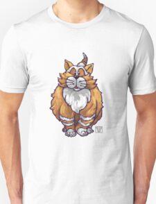 Animal Parade Ginger Cat Silhouette T-Shirt