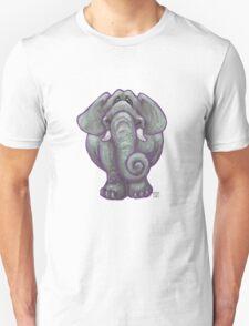 Animal Parade Elephant Silhouette T-Shirt