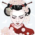 Geisha by torishaa