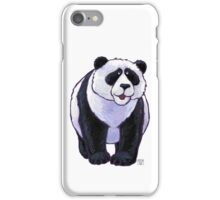 Animal Parade Panda Bear Silhouette iPhone Case/Skin