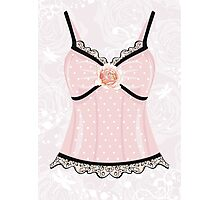 lingerie  Photographic Print