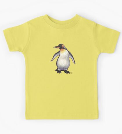 Animal Parade Penguin Silhouette Kids Tee