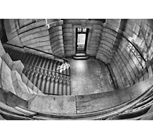 Staircases Photographic Print