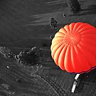 A flight over the Canterbury plain by EblePhilippe