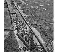 Flatiron vision Photographic Print