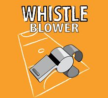 Whistle Blower 2 - Netball Womens Fitted T-Shirt