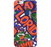 University of Florida Collage iPhone Case/Skin