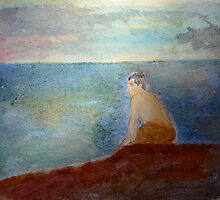 sea watcher by homeartist