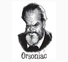 Orsoniac - Orson Welles t-shirt by Neil Davies