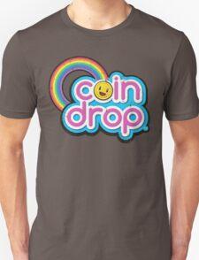 Coin Drop logo distressed T-Shirt