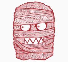 RED MUM T-SHIRT , CLASSIC LOGO#03 Kids Tee