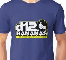 d12 Bannanas Unisex T-Shirt