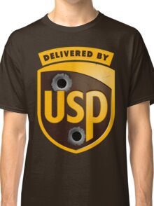 Delivered By USP (Official) Classic T-Shirt