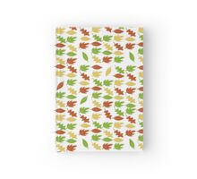 The Shape of Leaves Hardcover Journal