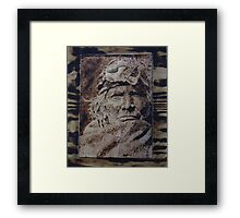 Indian Warrior Framed Print