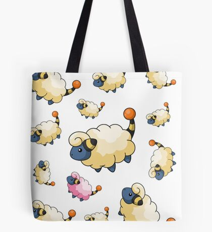 Do Trainers Dream of Electric Mareep? Tote Bag