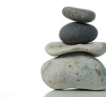 Pebbles by Andreas  Berheide
