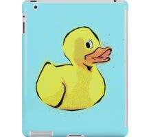 Rubber Ducky iPad Case/Skin