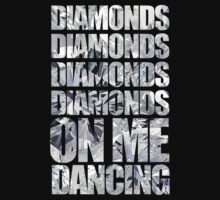 Diamonds On Me Dancing by wearz