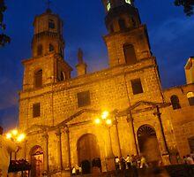 La Iglesia by Meni