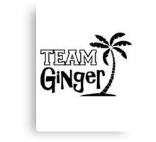 TEAM - Ginger v2 Canvas Print