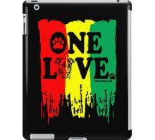 ONE LOVE, PIT BULLS. BY URB SUB iPad Case/Skin
