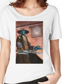Star wars Bounty Hunter Cad Bane Women's Relaxed Fit T-Shirt